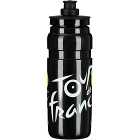 Elite Fly Tr d Frnc Logo Drinking Bottle 750ml black